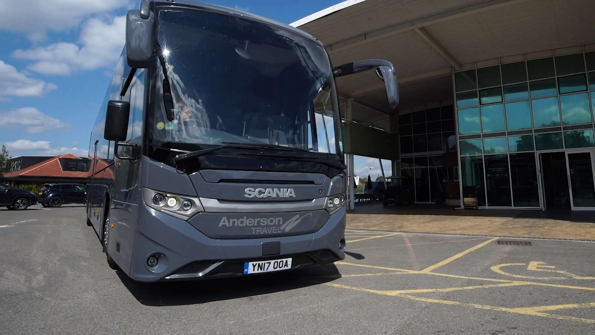 Coach hire in London