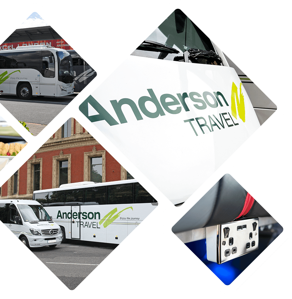 Anderson Travel Enjoy the journey Kent