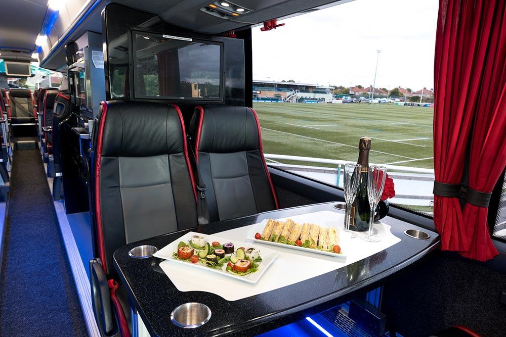 Corporate Travel Coach Hire Essex