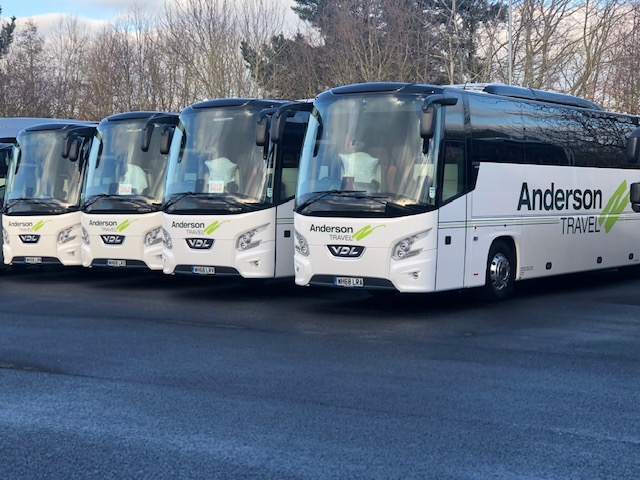 Essex coach and minibus hire for production companies